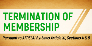 https://www.afpslai.com.ph/Important Advisory to All AFPSLAI Members
